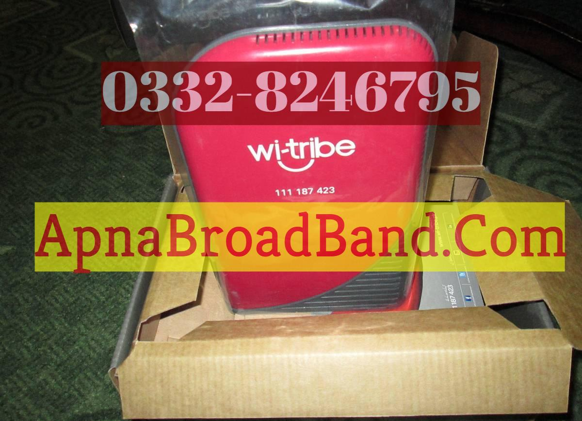 witribe device red 3g karachi rawalpindi lahore islamabad
